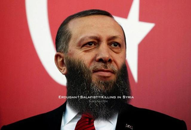 ISIS terrorist Erdogan
