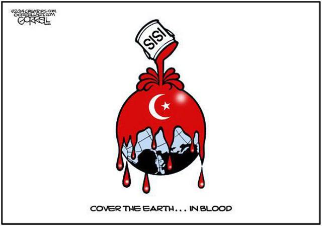 Mördernation Türkei