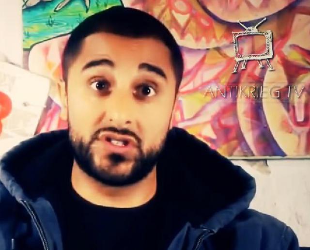 Harumzadeh Berlin Rapper Kaveh