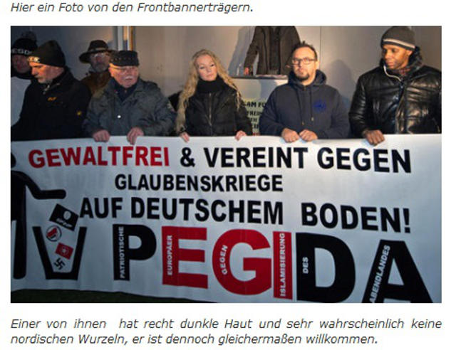 Pegida Time