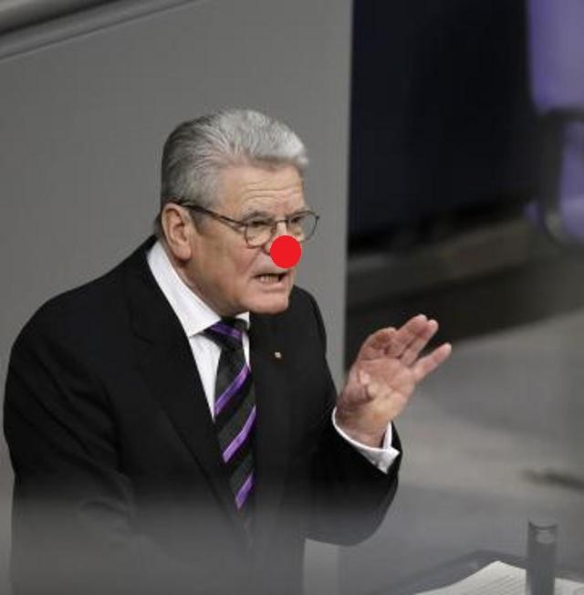 Joachim Gauck über Holocaust und Identität