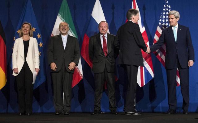 Atomdeal Iran Branden Smialowski AP