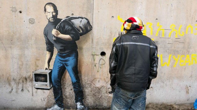 Steve Jobs, The Son of a migrant from Syria