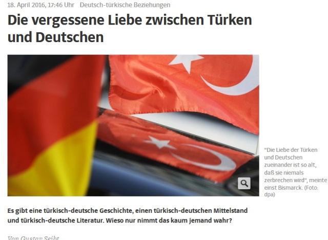 Türk-Deutsch Liebe