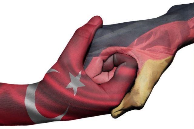 Deutsch türkische Freundschaft