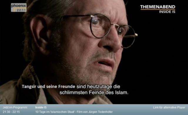Der obszöne Herr Tudenhöfer | Antiiranian Jürgen Klötentöter