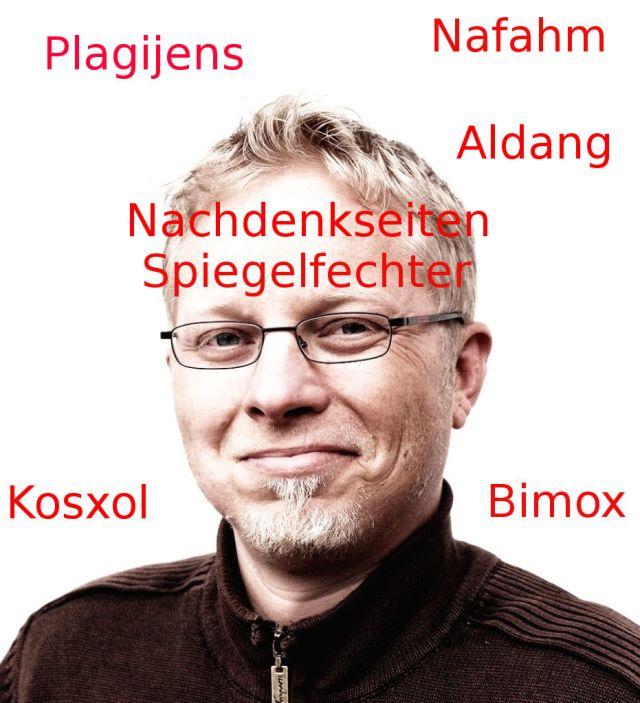 Plagiator Jens Berger