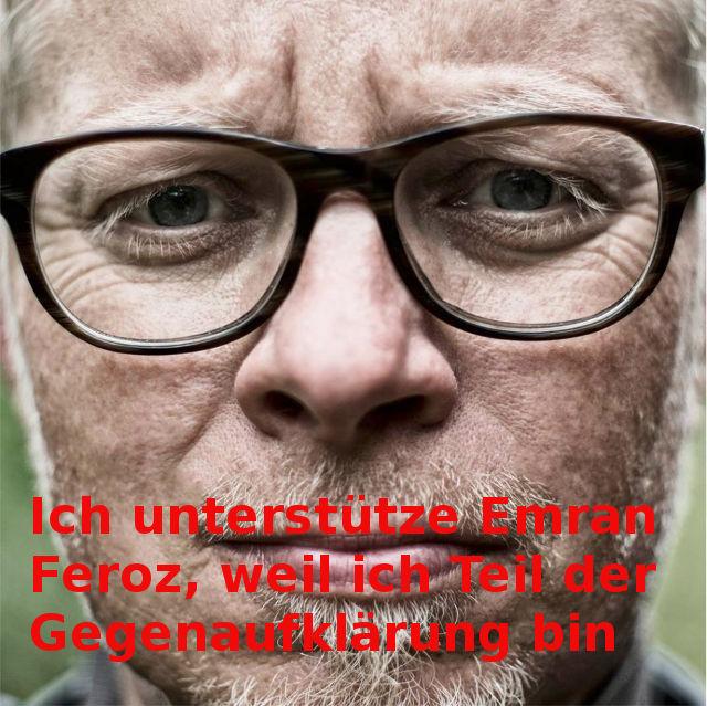 Jens Berger Kumpel von Emran Feroz