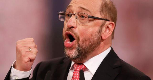 Christlicher Fanatiker Martin Schulz