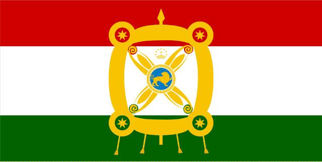 Standard President of Tajikistan