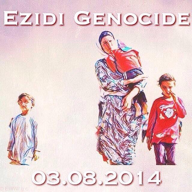 Ezidi Genocide