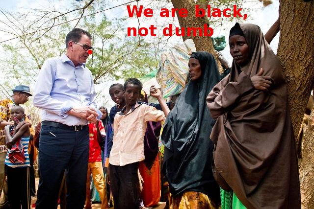 Gerd Müller (CSU) sorgt sich um Afrika