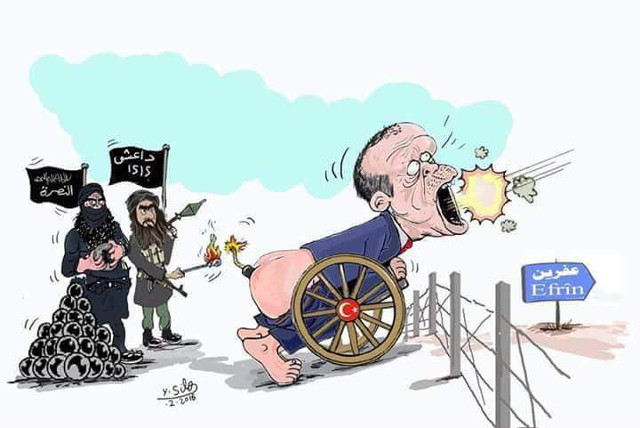 Erdogan Afrin