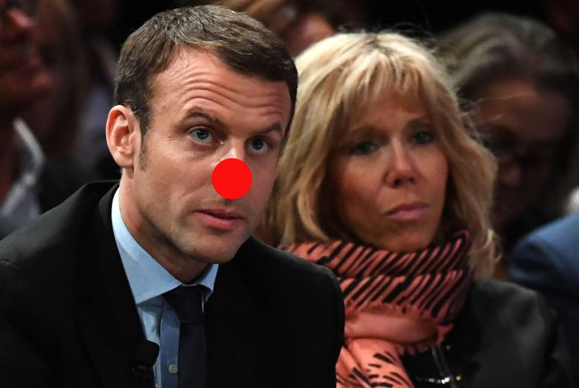 MILF-Lover and The Macher Macron