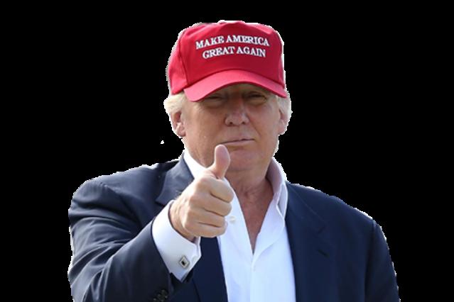 Iranians support Trump