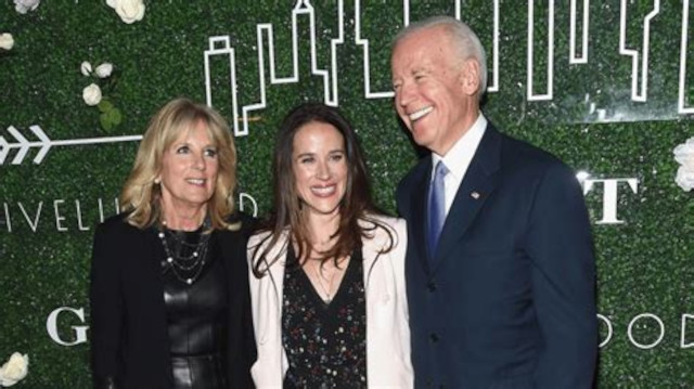 Joe catholic Biden, the incest-father of his daughter Ashley Biden?